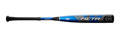 Louisville Slugger 2020 Meta (-3) 2 5/8' BBCOR Baseball Bat, 33'/30 oz