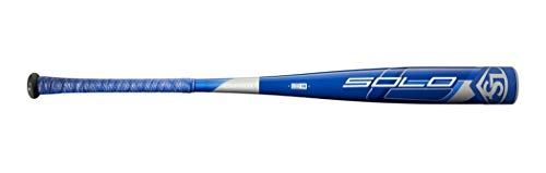 Louisville Slugger 2020 Solo (-3) 2 5/8' BBCOR Baseball Bat, 33'/30 oz
