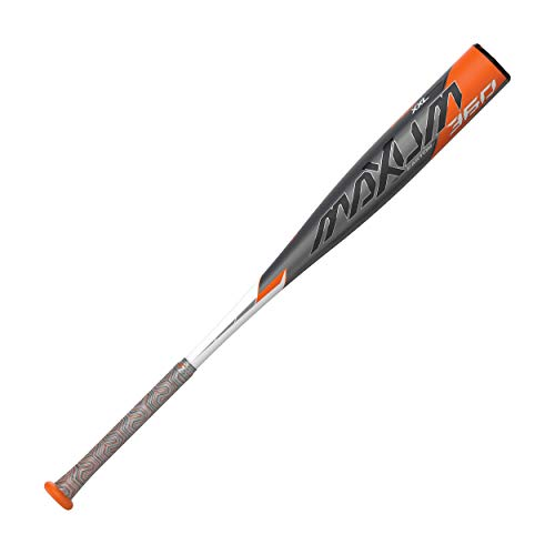 EASTON MAXUM 360 -3 BBCOR Baseball Bat | 2 5/8 in XXL Barrel | 31 in / 28 oz | 2020 | 1 Piece Composite | Seamless Carbon Construction | XXL Barrel Longest & Biggest Sweet Spot In The Game