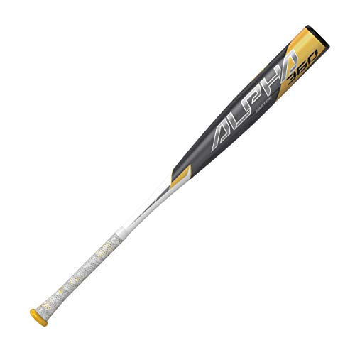 EASTON ALPHA 360 -3 BBCOR Baseball Bat, 2 5/8 Barrel, 29/26, BB20AL