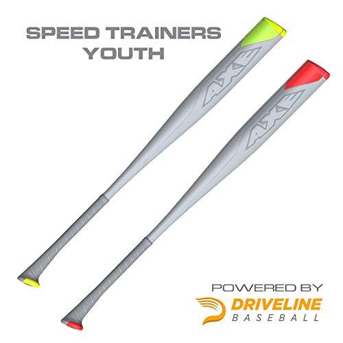 Axe Bat Youth Speed Trainers Baseball Bats: Powered by Driveline Baseball Size: 31' (2 Bat Set)