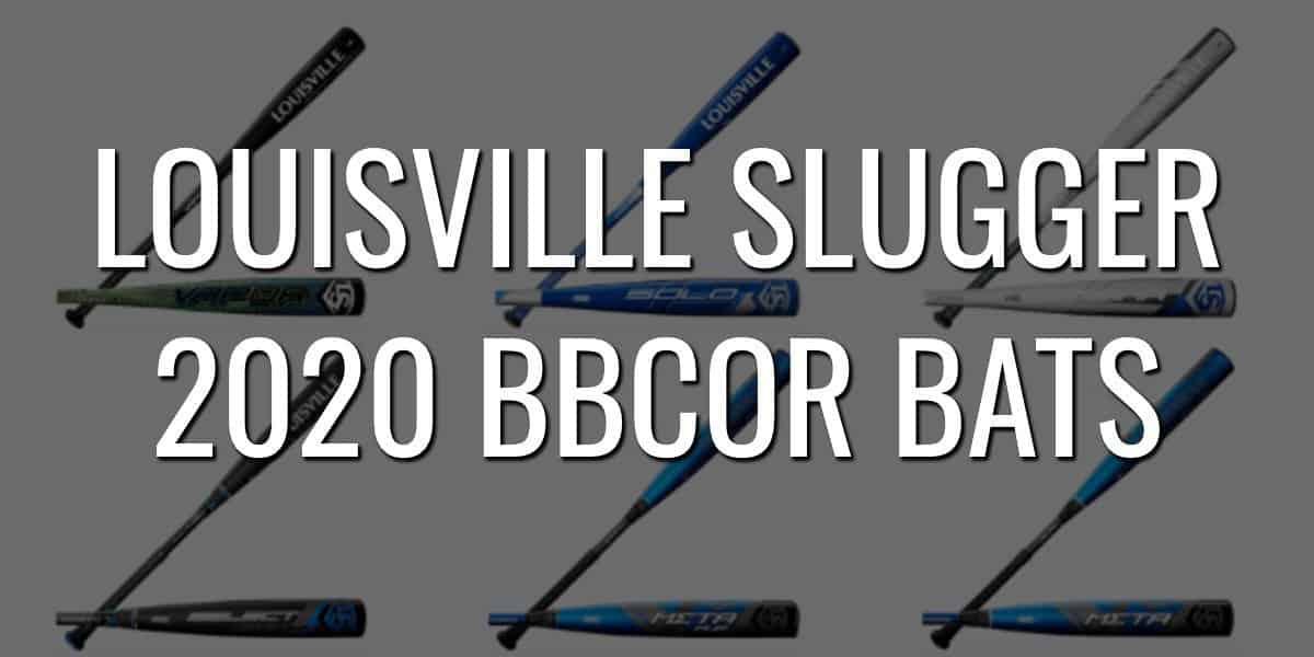 louisville slugger 2020 bbcor bats