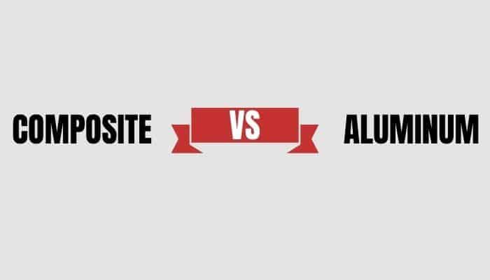 composite vs aluminum bats